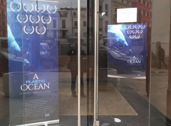 'A Plastic Ocean' makes it's debut in Tunisia