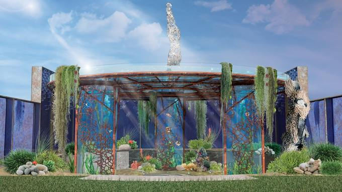 PO UK partners with Pearlfisher for RHS Chelsea Flower Show