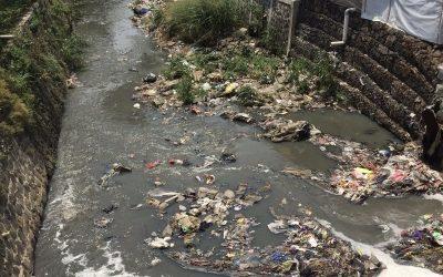 My trip to the world's most polluted river. By Sacha Laws