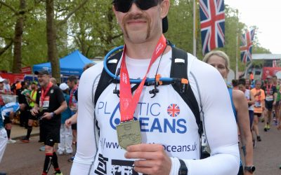 Fundraiser Of The Month: Nick Morgan, our first London marathon runner